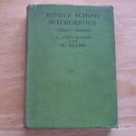 Middle School Mathematics with Answers