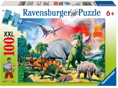 Among the Dinosaurs