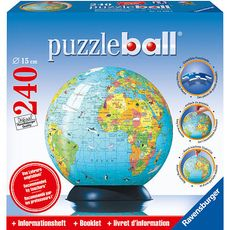 PuzzleBall (Children's Globe) - 240 pcs