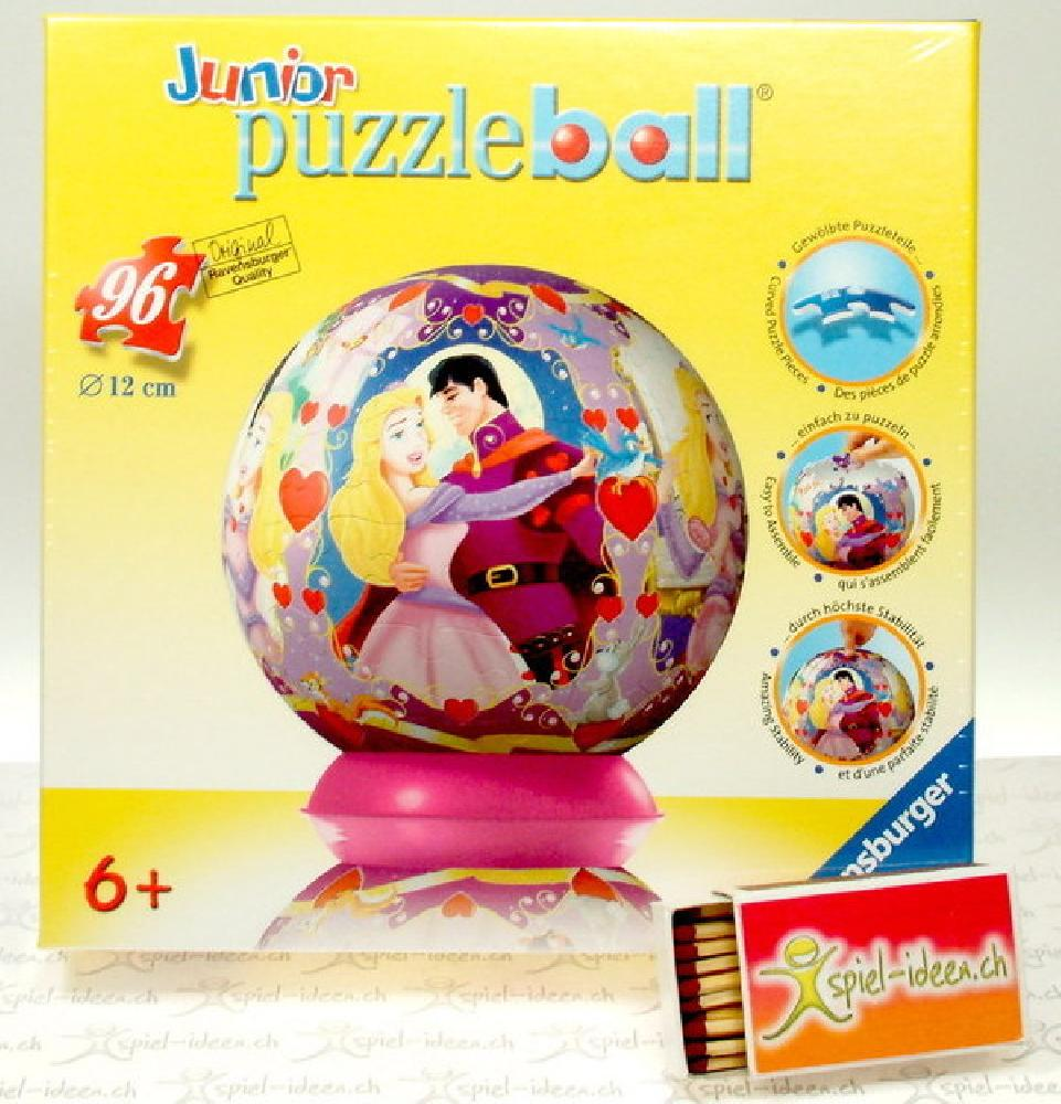 Jr PuzzleBall (Pretty Princess) - 96 pcs