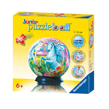 Jr PuzzleBall (Unicorn) - 96 pcs