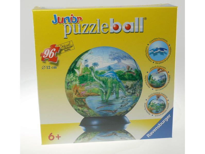 Jr PuzzleBall (Dinosaurs) - 96 pcs