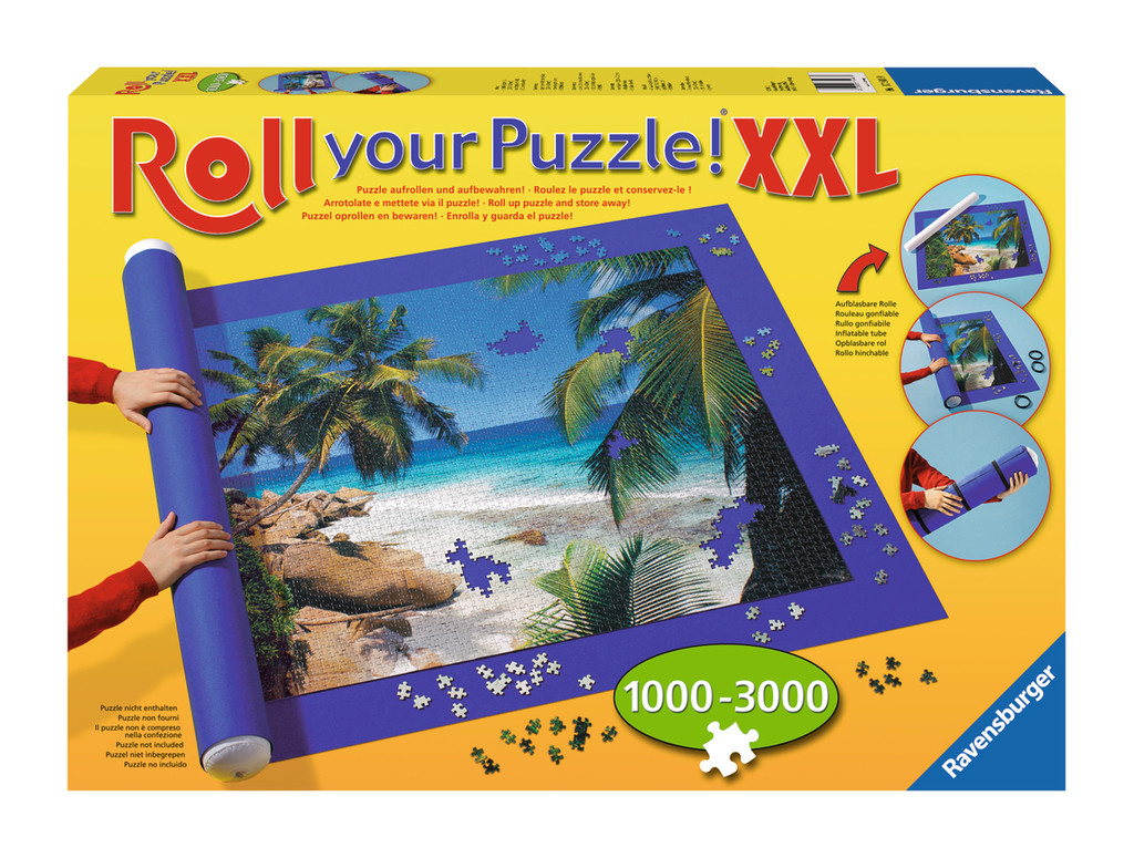 Roll your Puzzle - Large