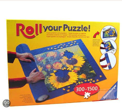Roll your Puzzle - Small