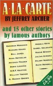 A La Carte and 15 Other Famous Stories.