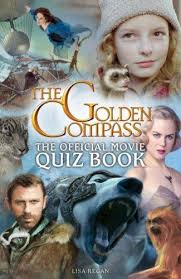 "the ""golden compass"" official movie quiz book"