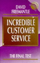 Incredible Customer Service