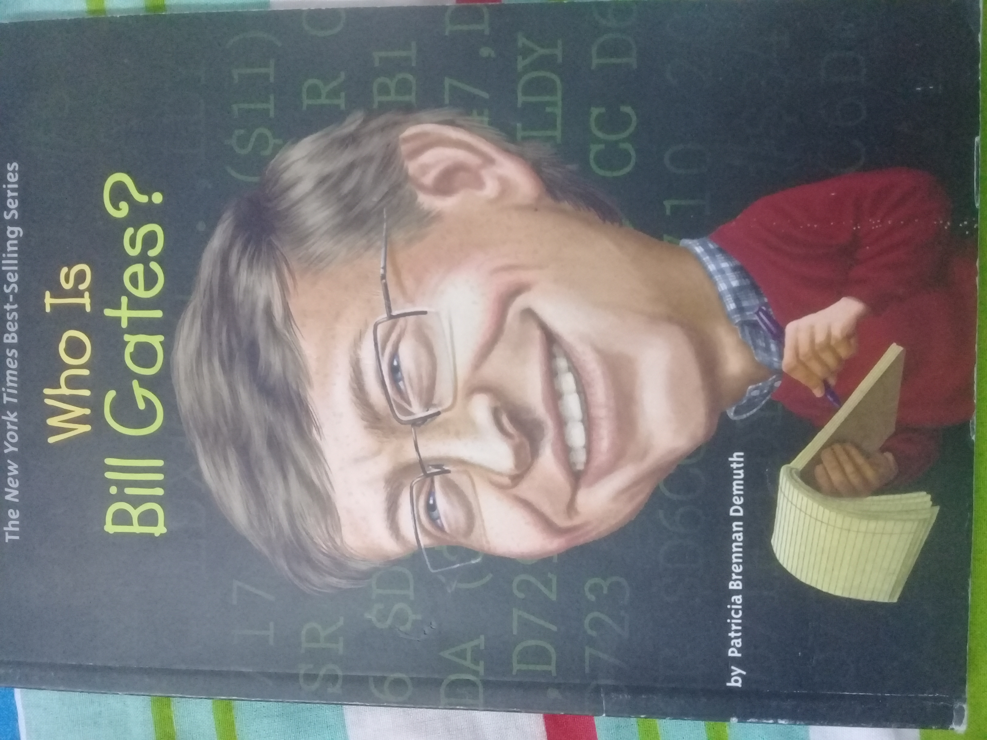who is bill gates ?