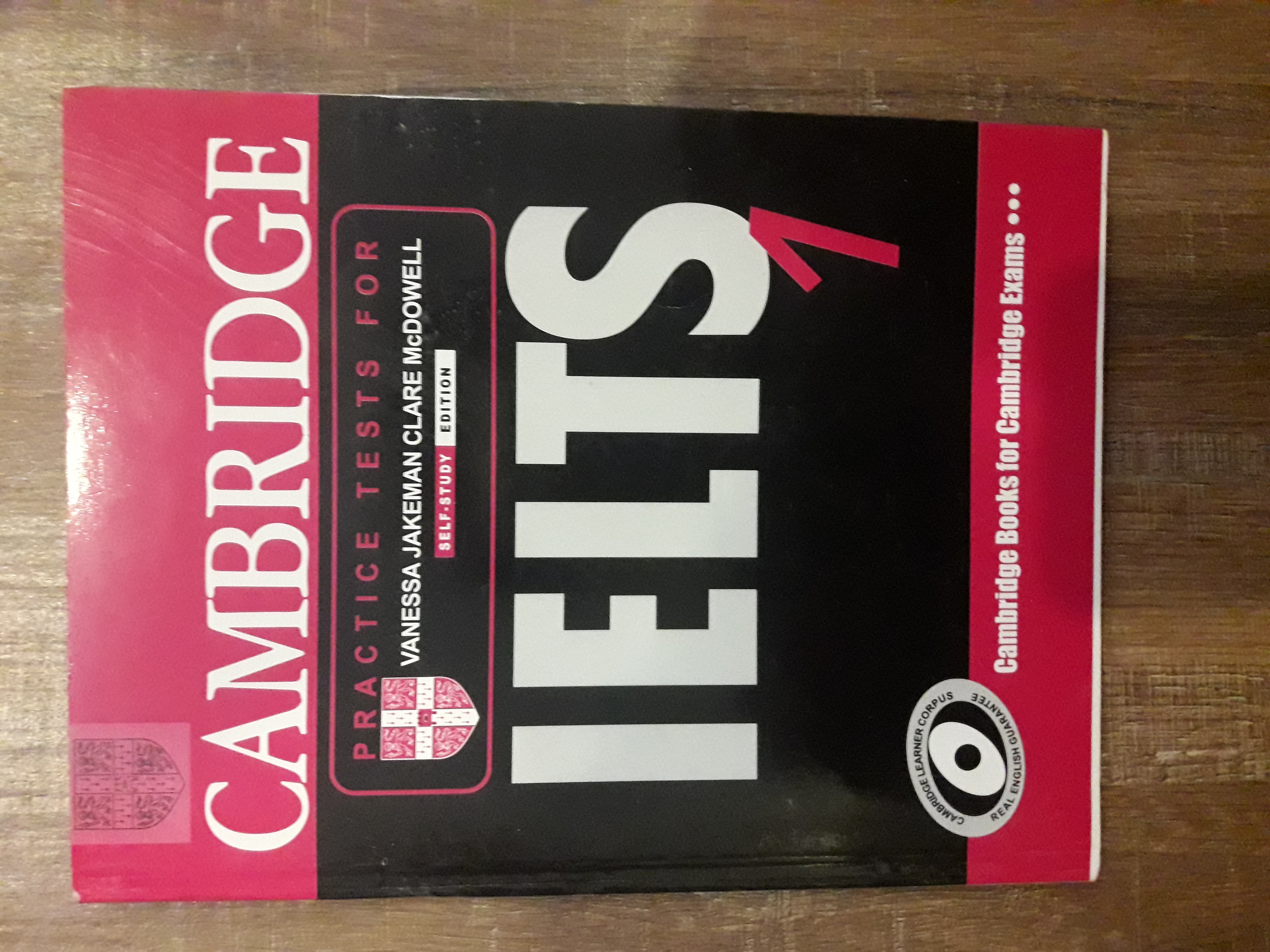 cambridge practice tests for ielts self study edition( volume 1 to 13) + cd's
