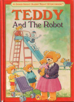 teddy and the robot
