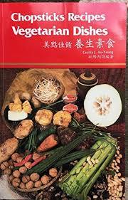 chopsticks recipes: vegetarian dishes