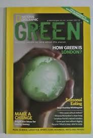 green winter 2009-2010. inspiring people to care about the planet