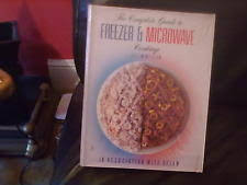 the complete guide to freezer and microwave cooking