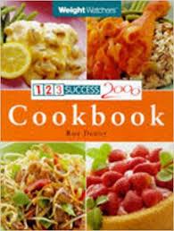 weight watchers 1-2-3 2000 cookbook