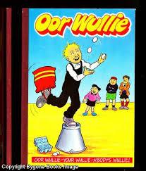 Oor Wullie 1991.