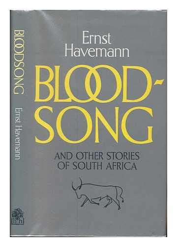 bloodsong: and other stories of south africa