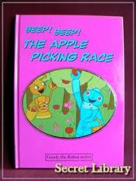 beep! beep! the apple picking race