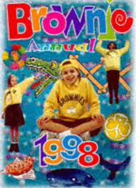 brownie guide annual 1998