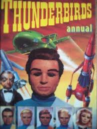 thunderbirds the official annual