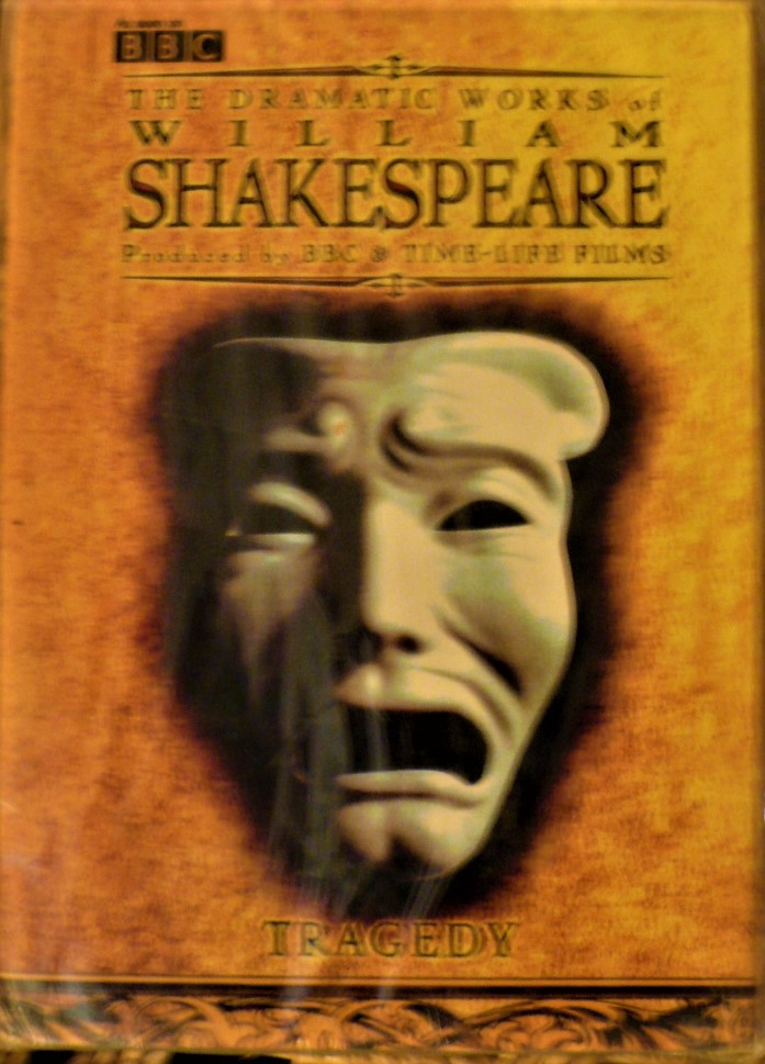 the dramatic works of william shakespeare: tragedy (dvd, 5-disc set)