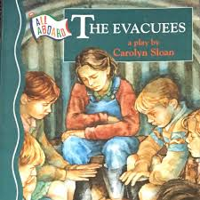 all aboard : the evacuees