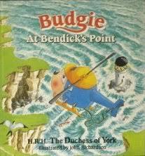 budgie at bendicks point