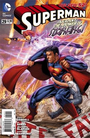 Superman 29: New 52