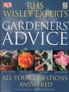 RHS Wisley Experts Gardeners' Advice