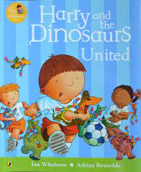 harry and the dinosaurs: united