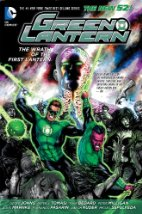 green lantern: the wrath of the first lantern