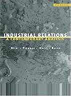 Industrial Relations. A contemporary Analysis