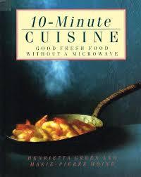 10 Minute Cuisine