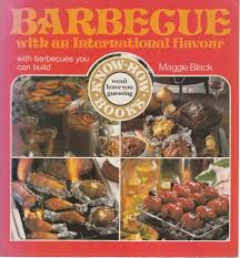 Barbecue with an International Flavour