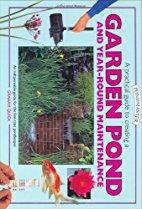 Garden Pond and Year-Round Maintenance