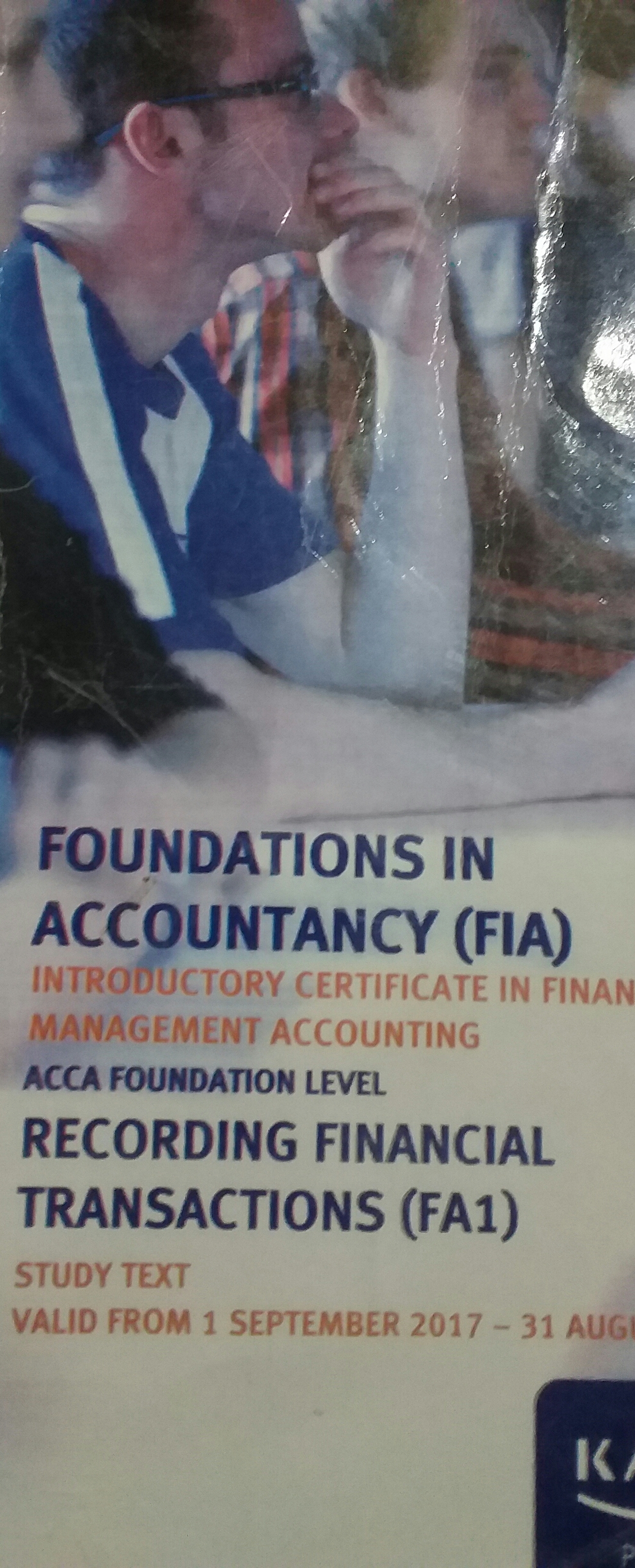 FA1 Study Text