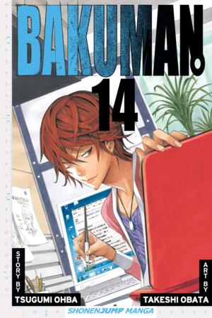 Bakuman Volume 14
