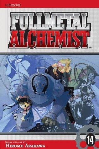 Fullmetal Alchemist Volume 14