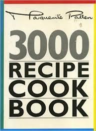 3000 Recipe Cook Book