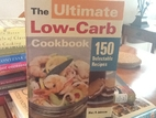 The Ultimate Low-Carb Cookbook : 150 Delectable Recipes