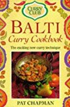Curry Club : Balti Curry Cookbook
