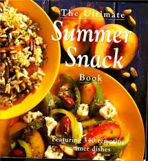 The Ultimate Summer Snack Book