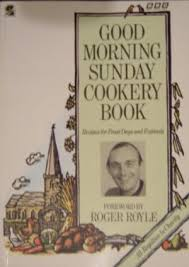 Good Morning Sunday Cookery Book