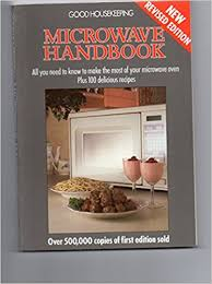 Good Housekeeping microwave handbook