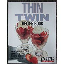 Thin Twin Recipe Book