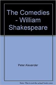 The Comedies-William Shakespeare