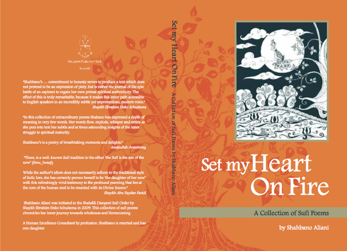 Set My Heart on Fire – A Collection of SufiPoems