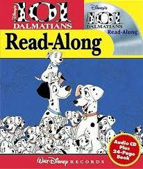 Disnep : Read Along -101 Dalmatians