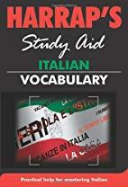 Harrap Italian Vocabulary