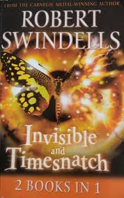 Omnibus : Invisible and Timesnatch ( 2-in-1 Books