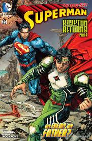Superman 52 Krypton Returns. part 4